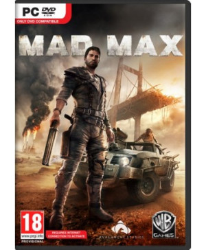 Mad Max + The Ripper DLC PC Game Key (Email delivery)