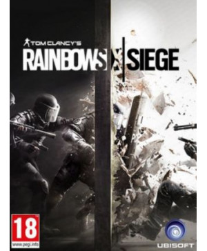 Tom Clancy's Rainbow Six Siege PC Game Key (Email delivery)