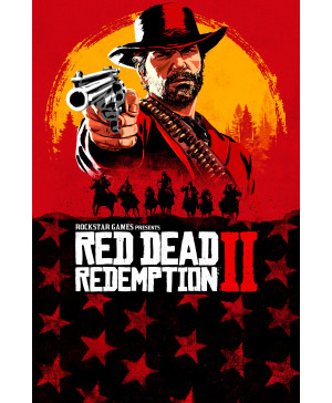 Red Dead Redemption 2 PC Steam Key (Email delivery)